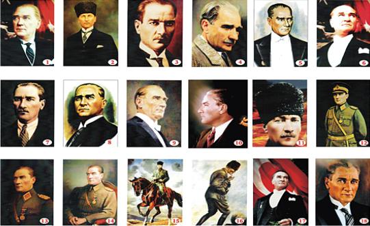 Atatürk Posteri İmalatı