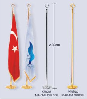 Makam Bayrak Direği