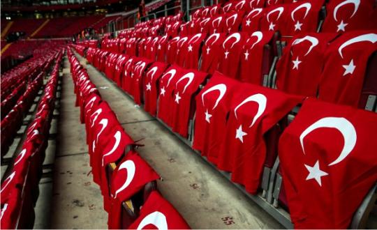 Türk Bayrağı İmalatı